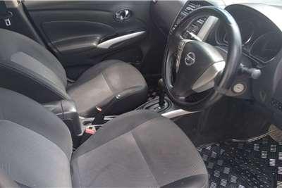 Used 2017 Nissan Almera 1.5 Acenta auto