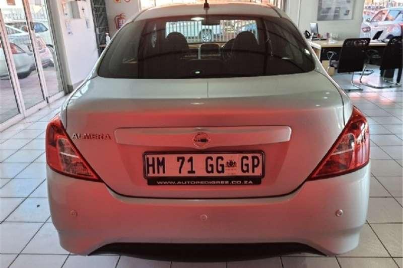 2018 Nissan Almera Almera 1.5 Acenta auto