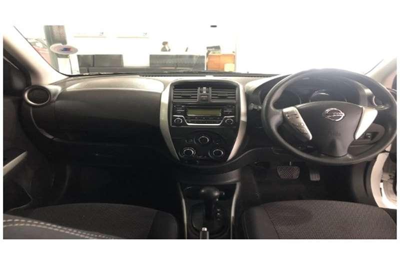Used 2018 Nissan Almera 1.5 Acenta auto