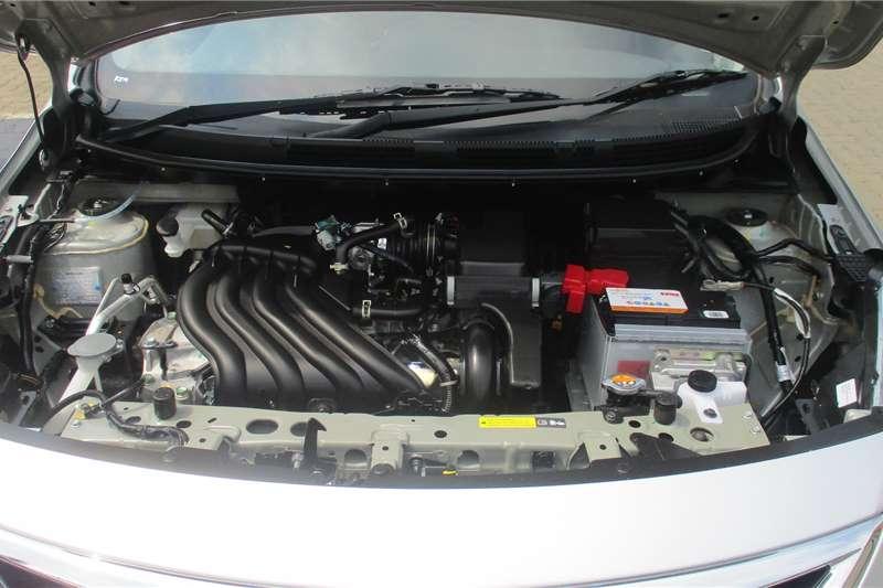 Nissan Almera 1.5 Acenta auto 2019
