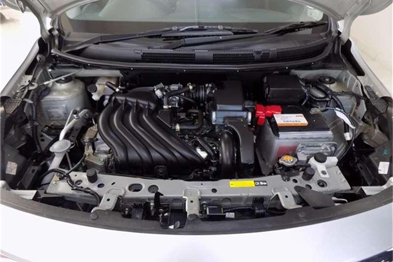 2019 Nissan Almera Almera 1.5 Acenta auto
