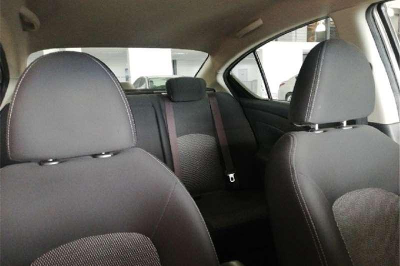 Used 2019 Nissan Almera 1.5 Acenta auto