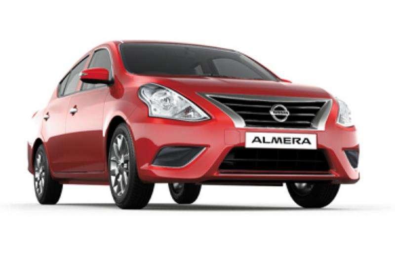 Nissan Almera Almera 1 5 Acenta Auto For Sale In Gauteng Auto Mart