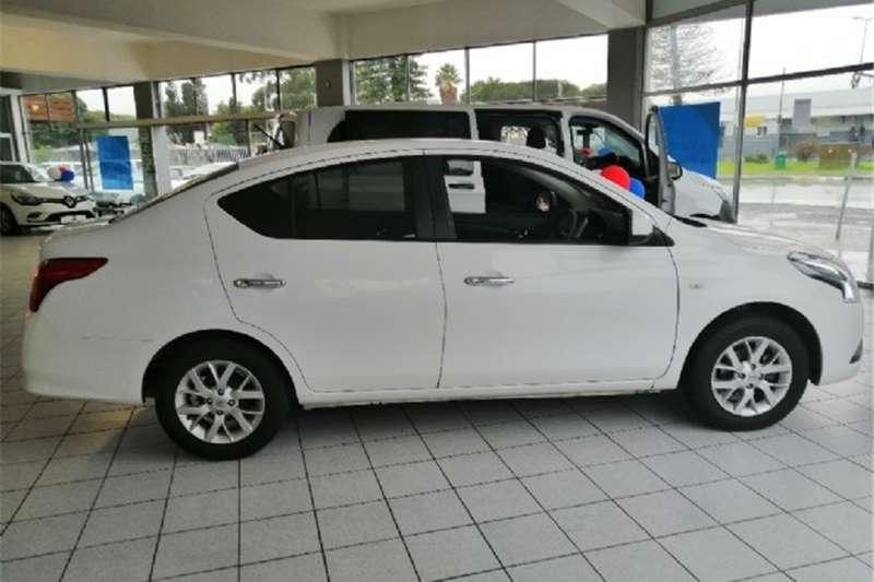 Used 2020 Nissan Almera 1.5 Acenta auto