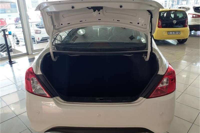 Used 2021 Nissan Almera 1.5 Acenta auto