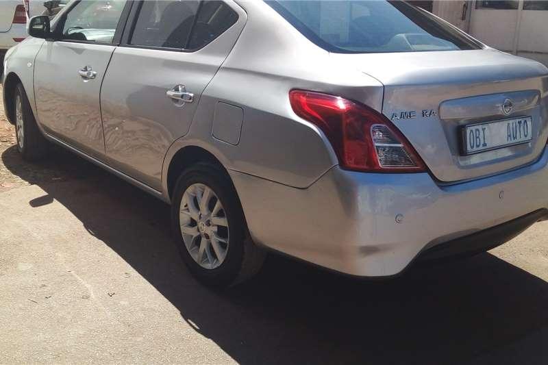 Used 2013 Nissan Almera 1.5 Activ
