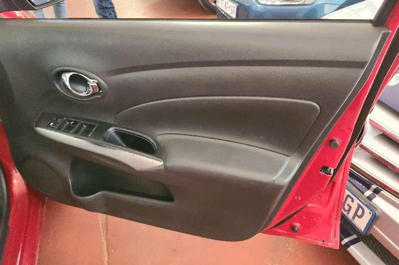 Used 2017 Nissan Almera 1.5 Activ