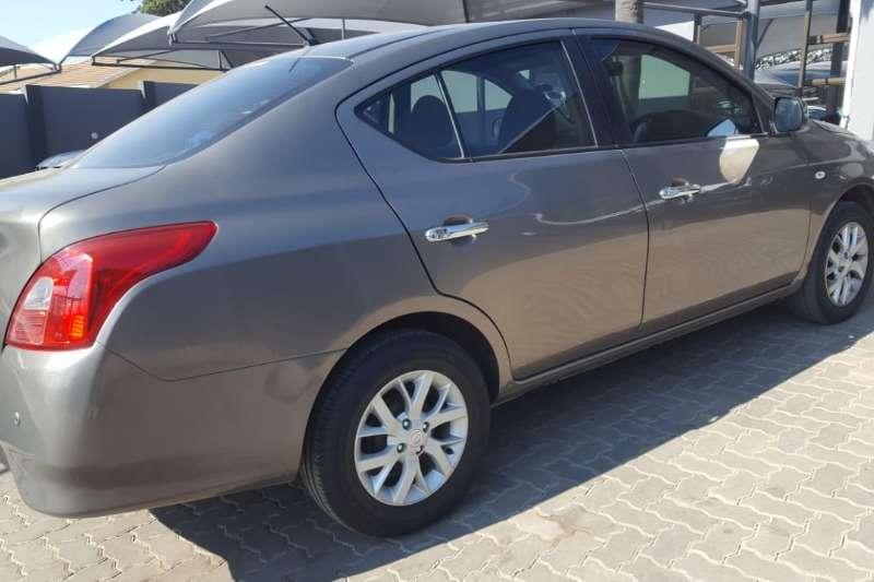 Used 2016 Nissan Almera 1.5 Activ auto