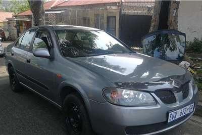 Nissan Almera 1.6 Comfort 2004