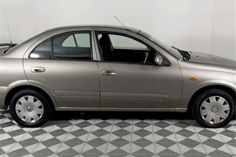 2005 Nissan Almera Almera 1.6 Comfort