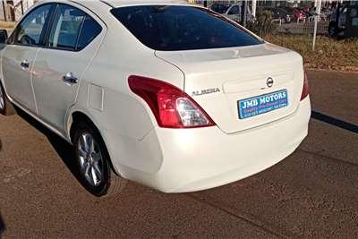 Used 2013 Nissan Almera 1.6 Comfort