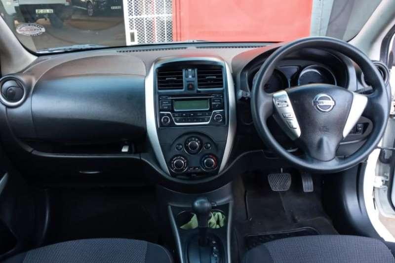 Used 2014 Nissan Almera 1.6 Comfort