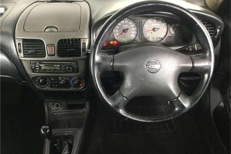 Nissan Almera 1.6 Elegance 2004