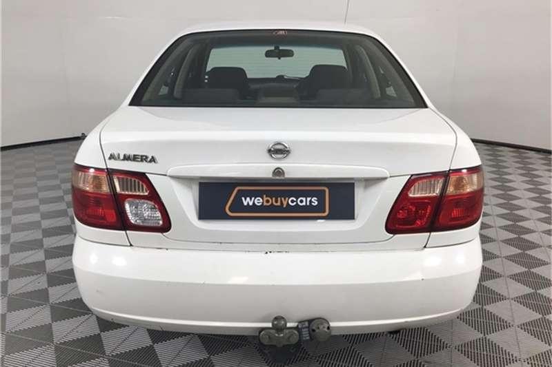 Nissan Almera 1.6 Luxury 2004