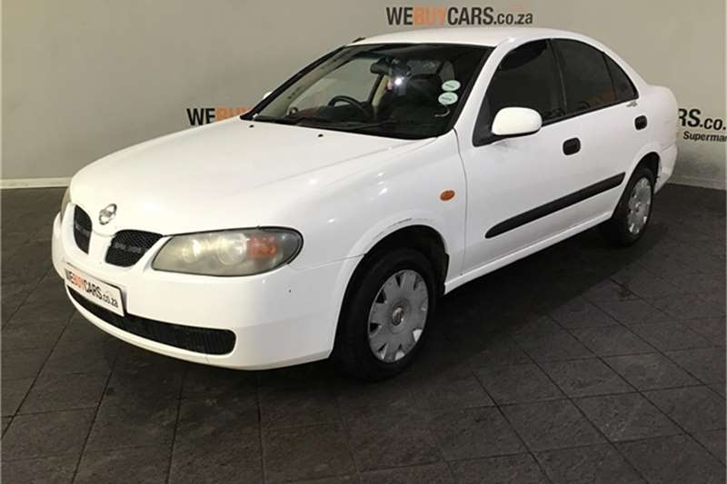 Nissan Almera 1.6 Luxury 2005