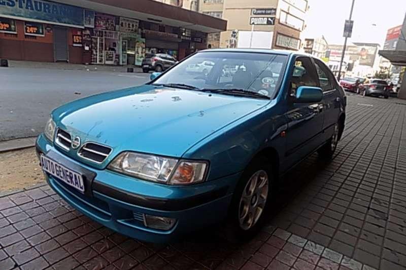 Nissan Almera 1.6 Luxury automatic 1999