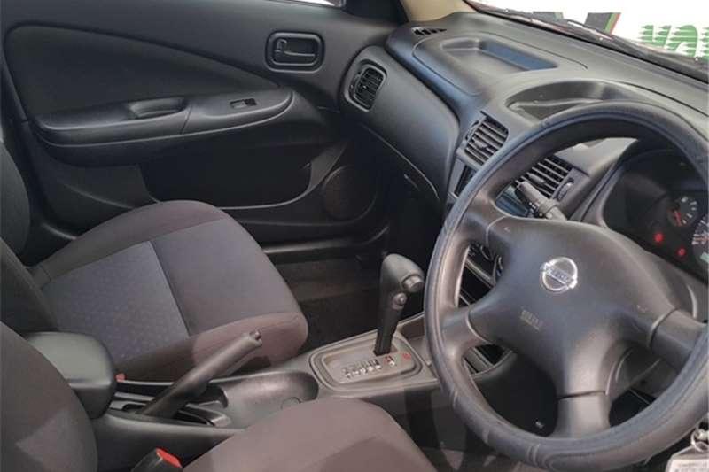 Nissan Almera 1.6 Luxury automatic 2004