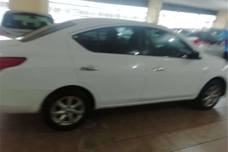 Nissan Almera 1.6 Luxury automatic 2013