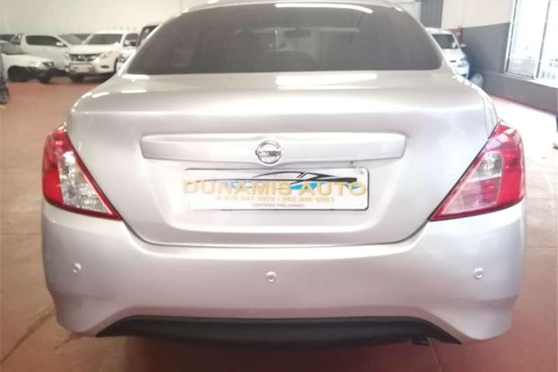 2018 Nissan Almera Almera 1.6 Luxury automatic