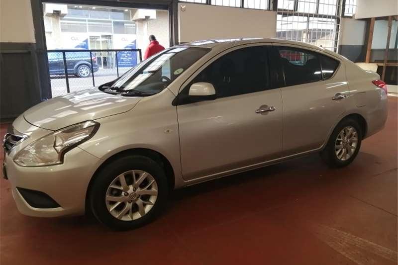 Used 2018 Nissan Almera 1.6 Luxury automatic
