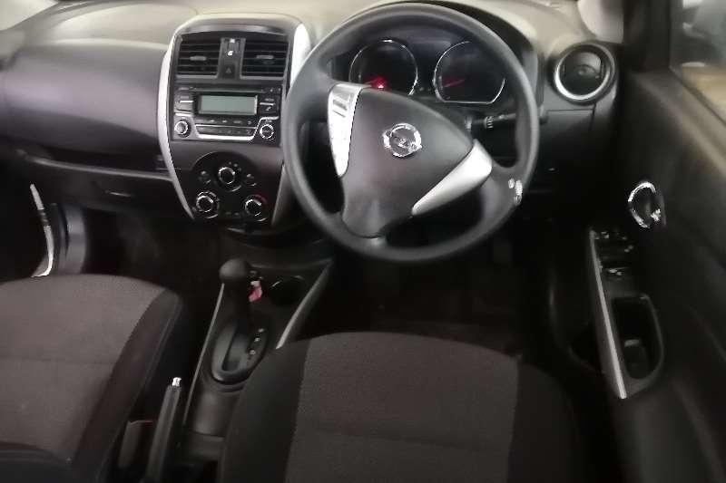 Used 2019 Nissan Almera 1.6 Luxury automatic