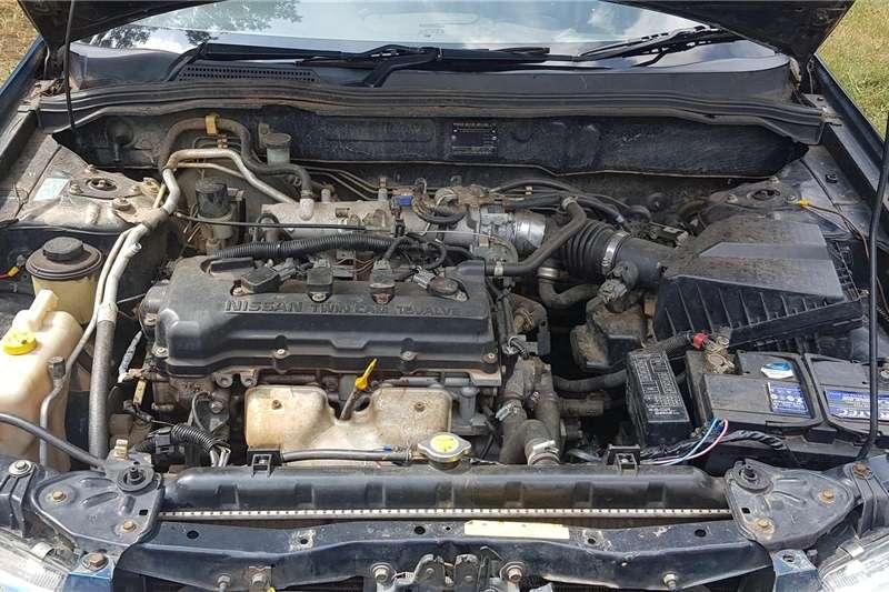 Nissan Almera 1.8 Elegance 2002