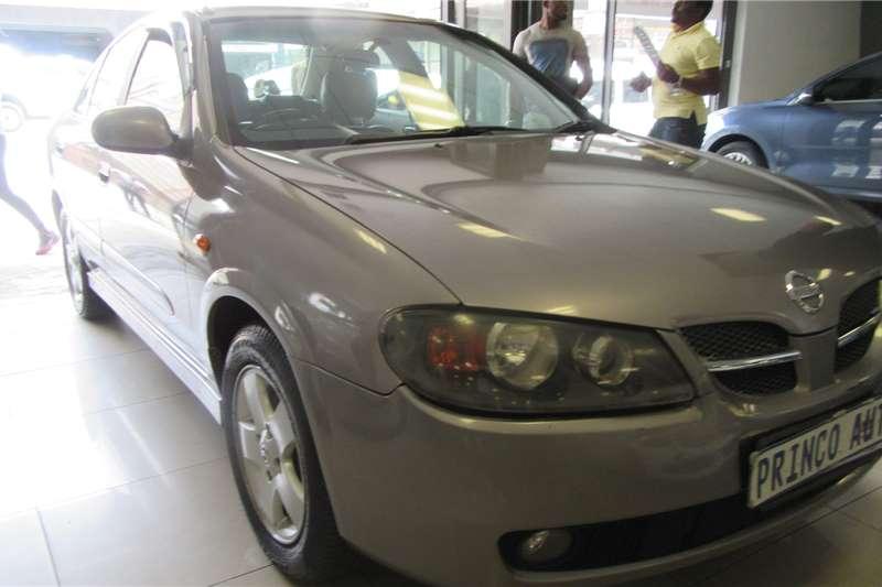 Nissan Almera 1.8 Elegance 2004
