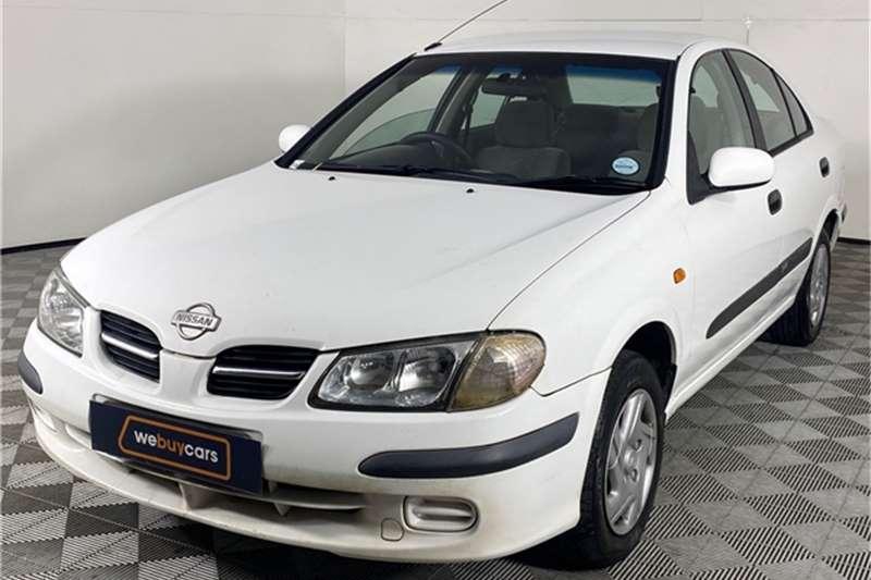 Used 2003 Nissan Almera
