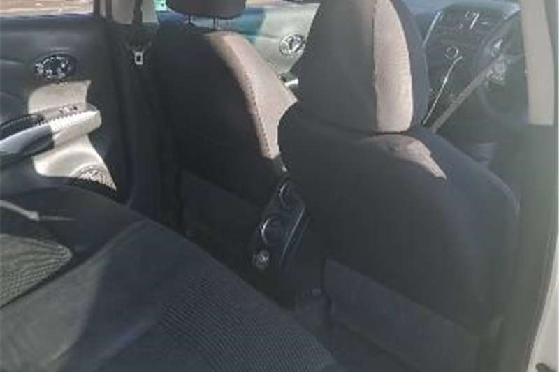Used 2014 Nissan Almera