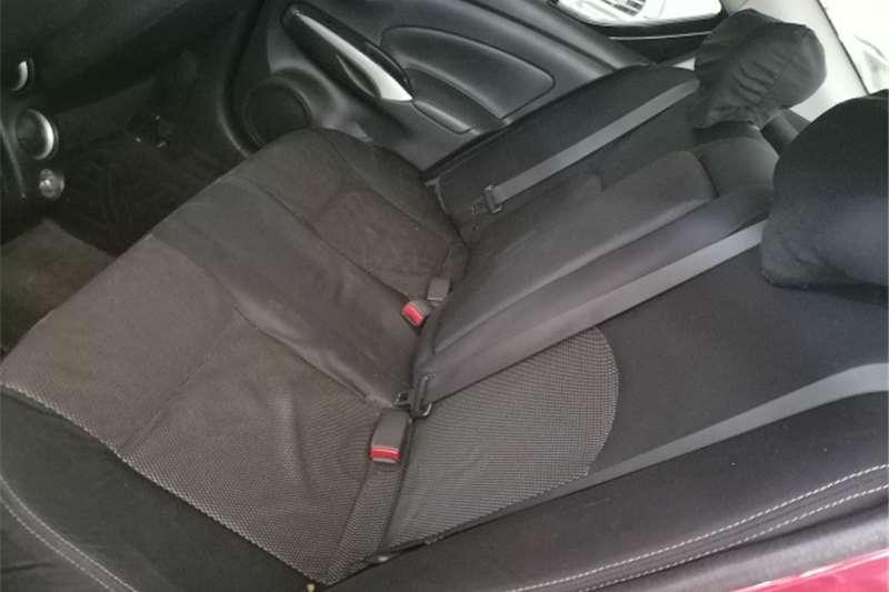 Used 2015 Nissan Almera