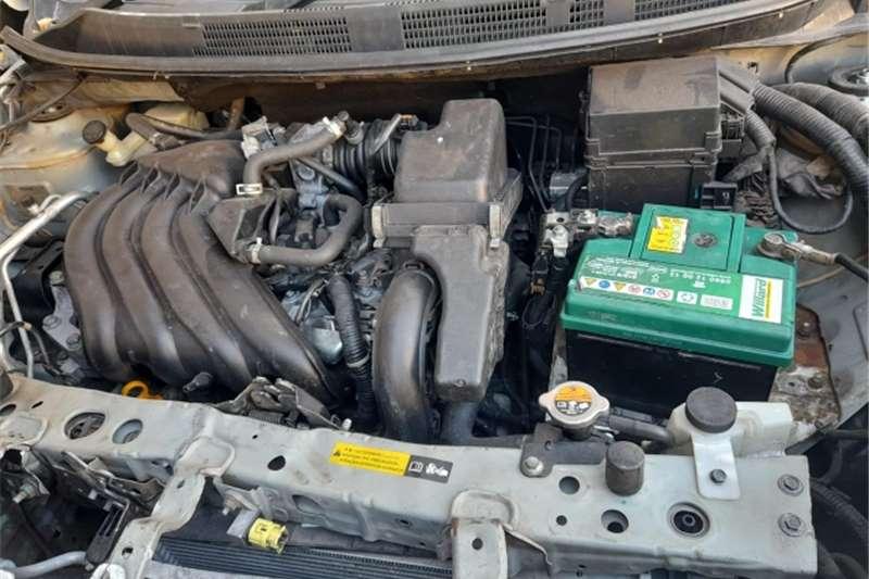 Used 2016 Nissan Almera