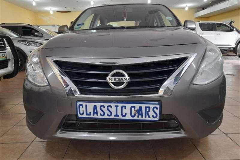 Nissan Almera 2017