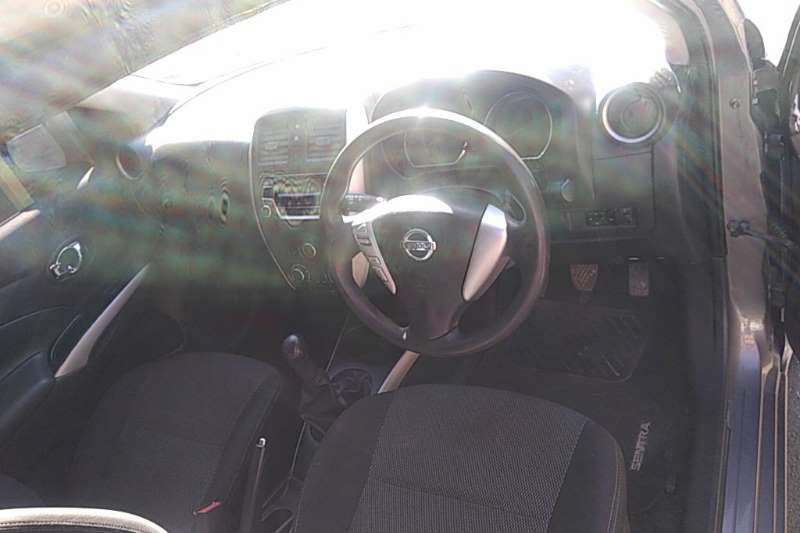 Used 2017 Nissan Almera