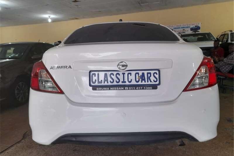 Used 2018 Nissan Almera