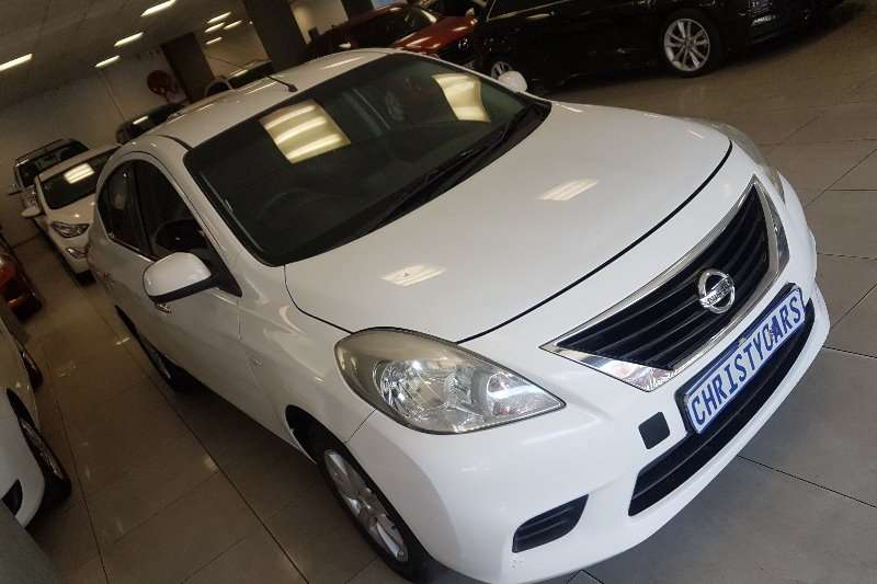 2014 Nissan Almera 1.6 Comfort