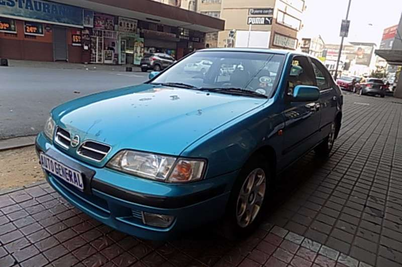 1999 Nissan Almera 1.6 Luxury automatic