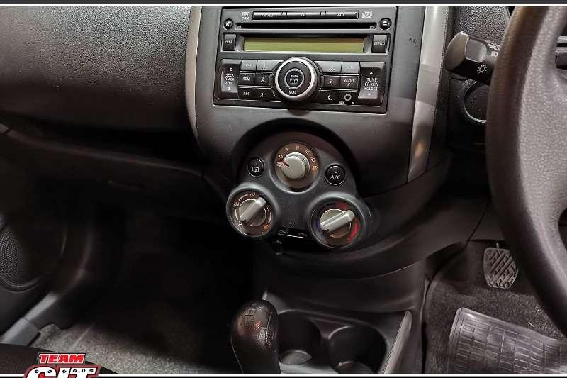 2014 Nissan Almera 1.5 Acenta
