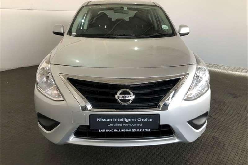 2019 Nissan Almera 1.5 Acenta