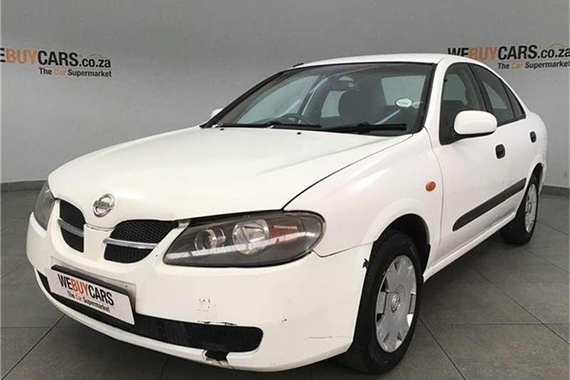 2004 Nissan Almera 1.6 Luxury automatic