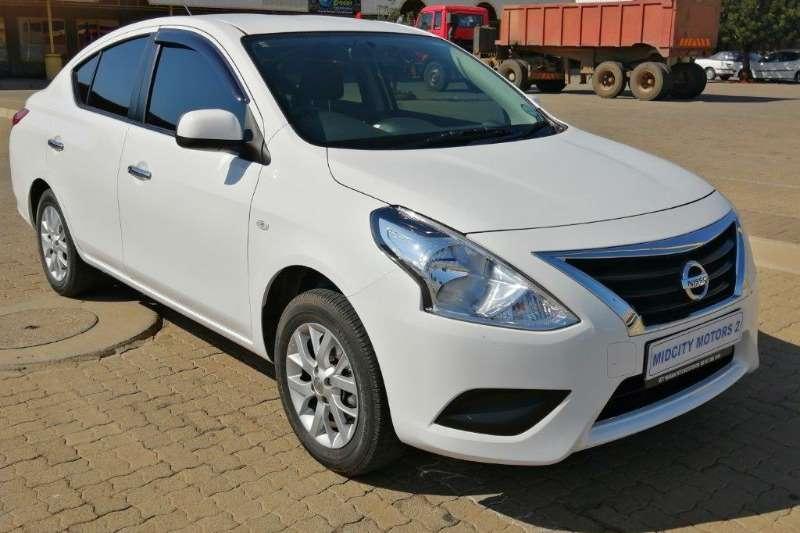 2018 Nissan Almera 1.5 Acenta