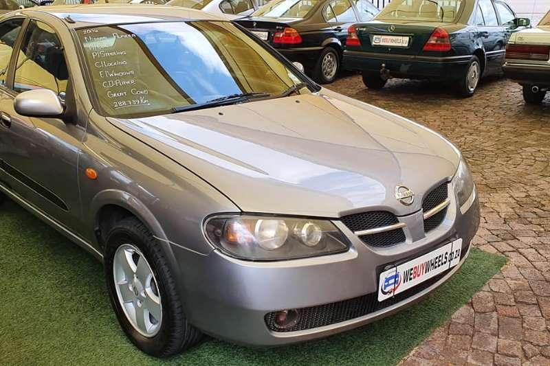 2004 Nissan Almera 1.6 Comfort