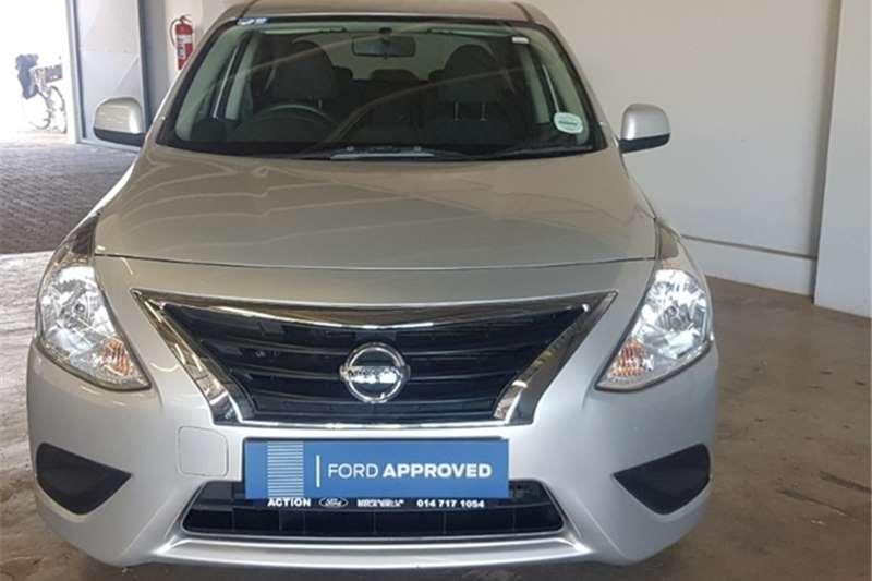 2019 Nissan Almera 1.5 Acenta auto