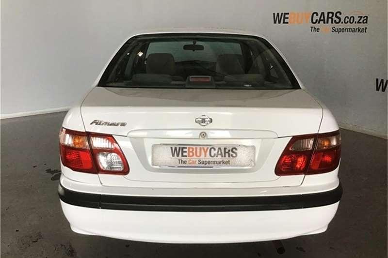 2003 Nissan Almera