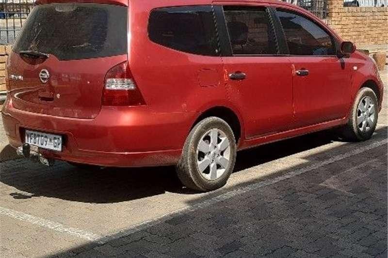 Nissan Grand Livina 1.6 Acenta 2009