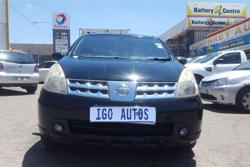 Nissan Grand Livina 1.6 Acenta+ 2009