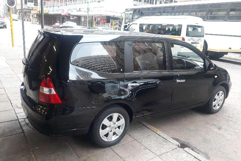 Nissan Grand Livina 1.6 Acenta+ 2010