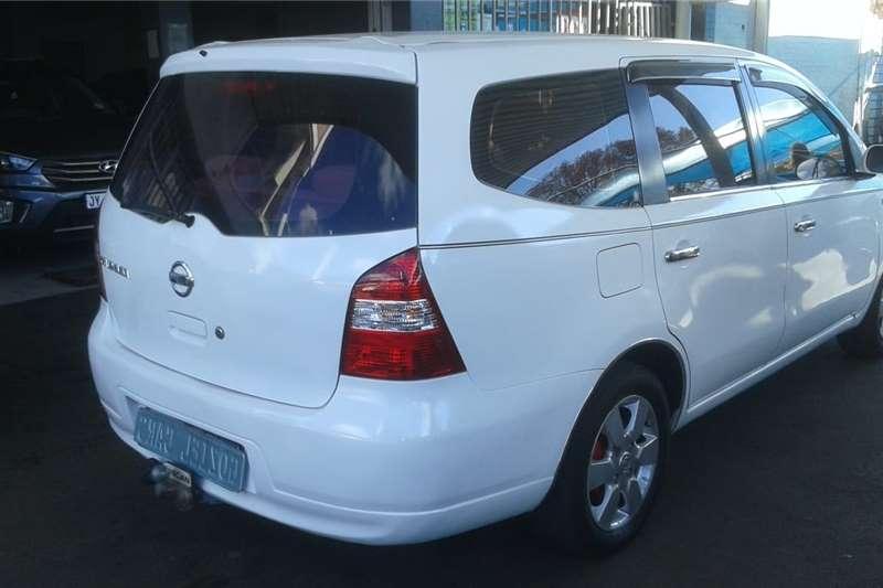 Used 2010 Nissan Grand Livina