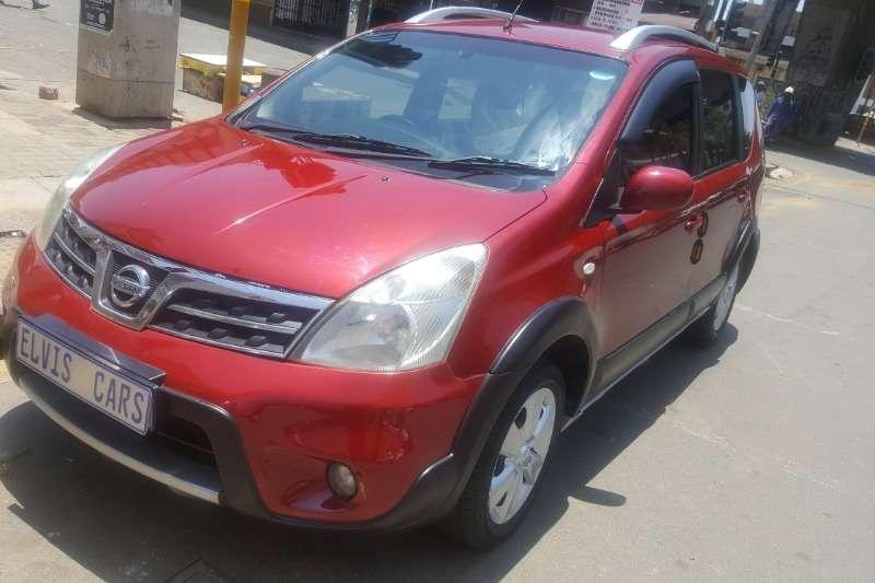 2010 Nissan Grand Livina 1.6 Acenta