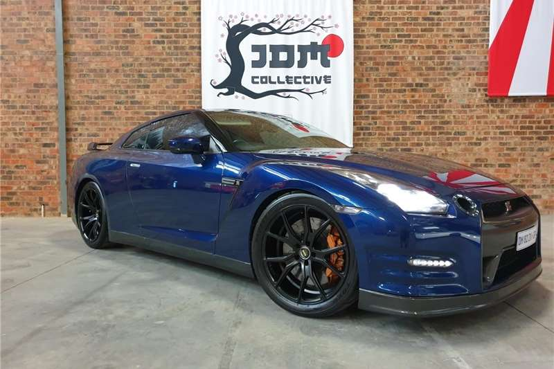 Used 2011 Nissan GT-R
