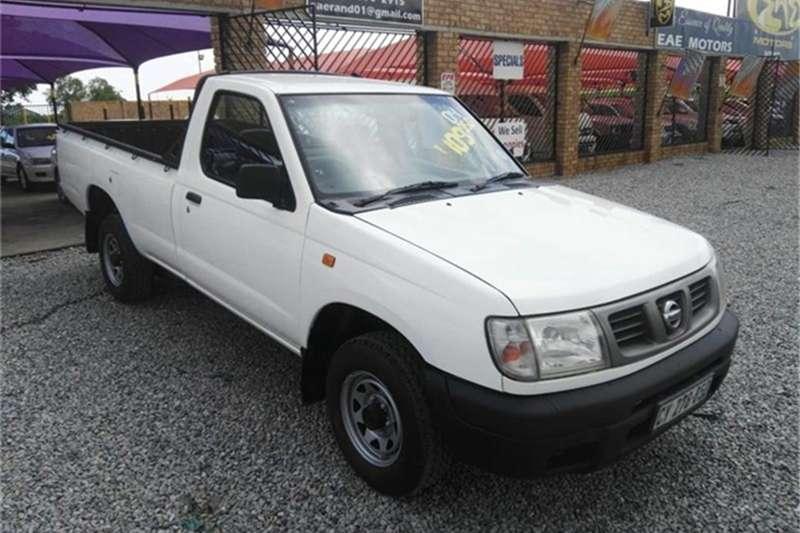 Nissan Hardbody 2.0 L 2004